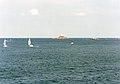 Boat from St. Helier to Weymouth. St. Helier Coast (300189) (9453683388).jpg