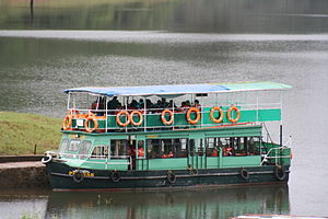 Thekkady - Boating