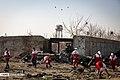 Boeing 737-800 crashed near Imam Khomeini international airport 2020-01-08 23.jpg