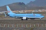 Boeing 737-8K5(w) 'D-ATUZ' TUIfly (24930092692).jpg