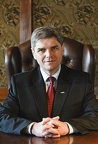 Boguslaw Zietek candidate 2010
