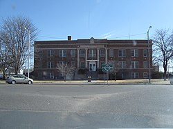 Cimarron County Courthouse, 2009