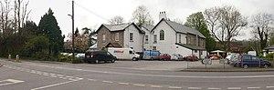 Bolham, Devon - Image: Bolham , The Hartnoll Hotel on Bolham Road geograph.org.uk 1261319