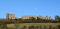 Bolsover castle Moonrise.jpg