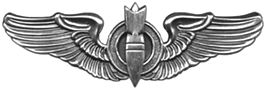Bombardier Badge