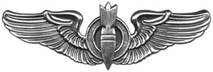 Joseph Sarnoski - Image: Bombardier Badge 2