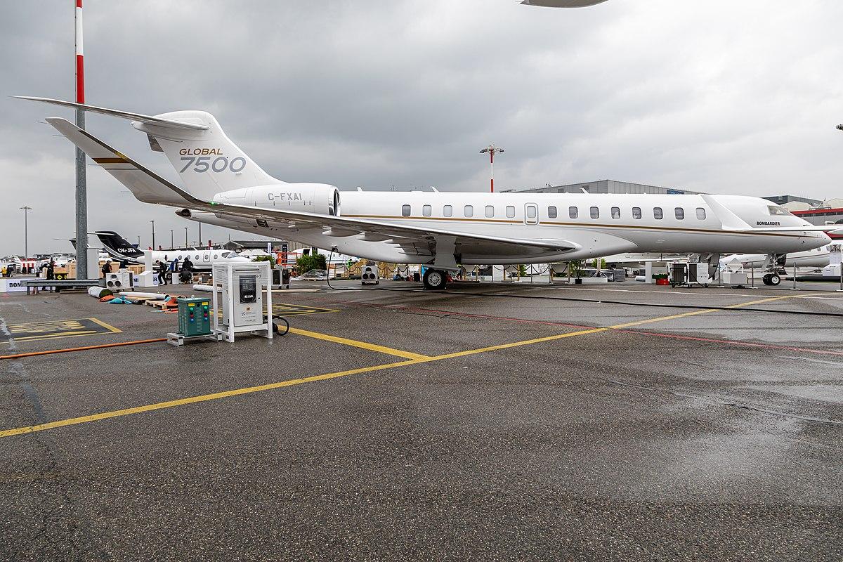 Bombardier Global 7500 - Wikipedia