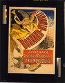 Bonnard-Bidault, affichage et distribution d'imprimés - J. Chéret. LCCN2004675014.tif