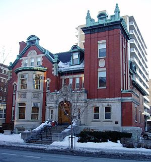 Booth House (Ottawa) - Image: Booth House