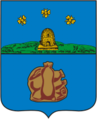Borisoglebsk COA (Tambov Governorate) (1781).png