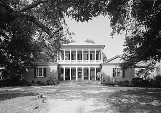 High Hills of Santee - Image: Borough House Plantation (Stateburg, South Carolina)
