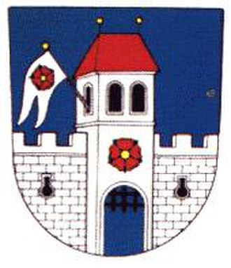 Borovany (České Budějovice District) - Image: Borovany
