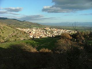 Bortigali,  Sardegna, Италия