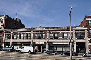 Upham's Corner Market - Image: Boston MA Uphams Corner Market