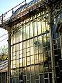 Botanička bašta Jevremovac, Beograd - fasada staklene bašte 01.jpg