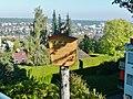 Botnang war eine Ausbausiedlung auf der Gemarkung Feuerbach und wurde um 1075 als Botenach erstmals genannt. Sie ging aus dem Besitz der Grafen von Calw an das Kloster Hirsau über und gehörte im Spätmittelalter ab 128 - panoramio.jpg