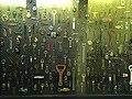 Bottle openers display in the restroom.jpg