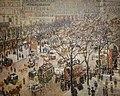 Boulevard des Italiens, Morning, Sunlight by Camille Pissarro (4991372529).jpg