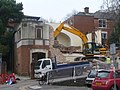 Bournemouth, Mount Zion Baptist Chapel under demolition - geograph.org.uk - 1184125.jpg