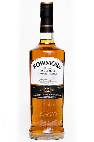 Bowmore distillery - Bowmore 12 Year, 750ml bottle