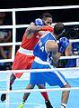 Boxing at the 2016 Summer Olympics, Sotomayor vs Amzile 4.jpg