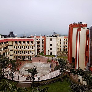 DIT University - Boys Hostel Complex