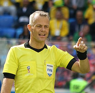 Björn Kuipers Dutch football referee
