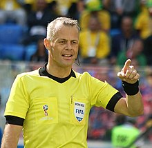 Swedish referee multi millionaire dating
