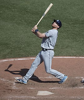 Brad Miller (baseball) American baseball player