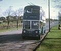 Bradford Trolleybus at Leaventhorpe - geograph.org.uk - 1582164.jpg