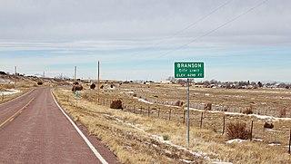 Branson, Colorado Town in Colorado, United States