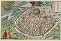 Braun Hogenberg Civitates orbis terrarum Avignon 1575.jpg