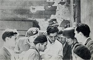 Sylwester Braun - Sylwester Braun in August 1944