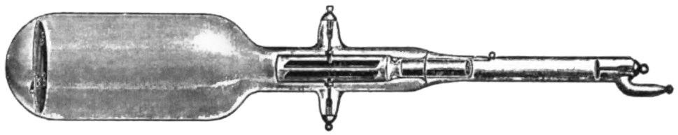Braun cathode ray tube