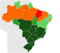 Brazilian States by poverty incidence.png