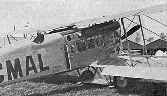 Breguet 14 - Breguet 14T bis Sanitaire photo from L'Aéronautique October 1921