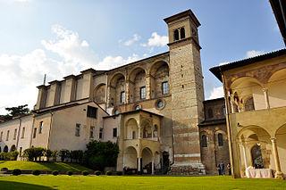 San Salvatore, Brescia Museum and former monastery in Brescia, Lombardy, northern Italy