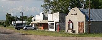 Brewster, Nebraska - Downtown Brewster