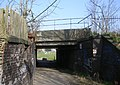 Bridge WAG 1-44 - off Spawd Bone Lane - geograph.org.uk - 1214133.jpg