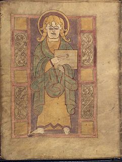 Gospel Book (British Library, Add MS 40618)
