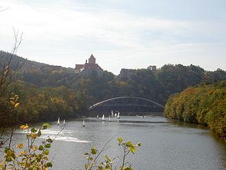 Brno Reservoir - View of Brno Reservoir