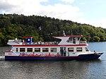 Brno, přehrada, Rokle, loď Lipsko (05).jpg