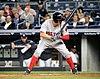 Brock Holt batting in game against Yankees 09-27-16 (8).jpeg