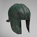 Bronze helmet of Illyrian type MET DP105501.jpg