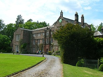 Bowland Forest Low - Image: Browsholme Hall geograph.org.uk 1088774