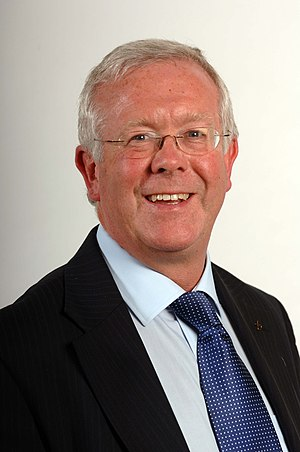 Minister for Parliamentary Business - Image: Bruce Crawford, Minister for Parliamentary Business (1)