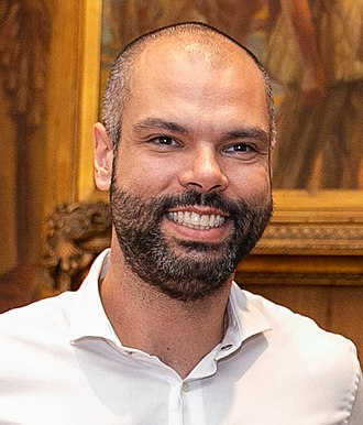 Mayors in Brazil - Image: Bruno Covas Prefeito de SP