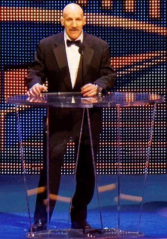 WWE Hall of Fame (2013) - Image: Bruno Sammartino Hall of Fame 2015