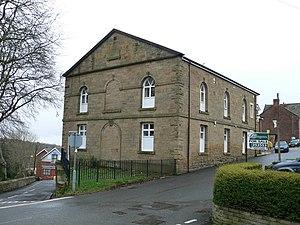Brymbo - Image: Brymbo chapel