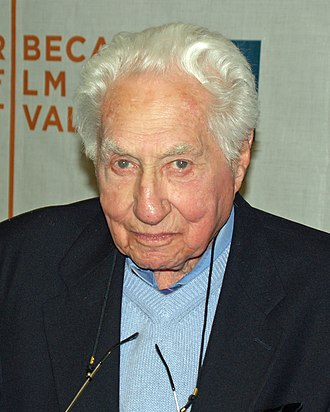 Budd Schulberg - Schulberg at the 2007 Tribeca Film Festival.